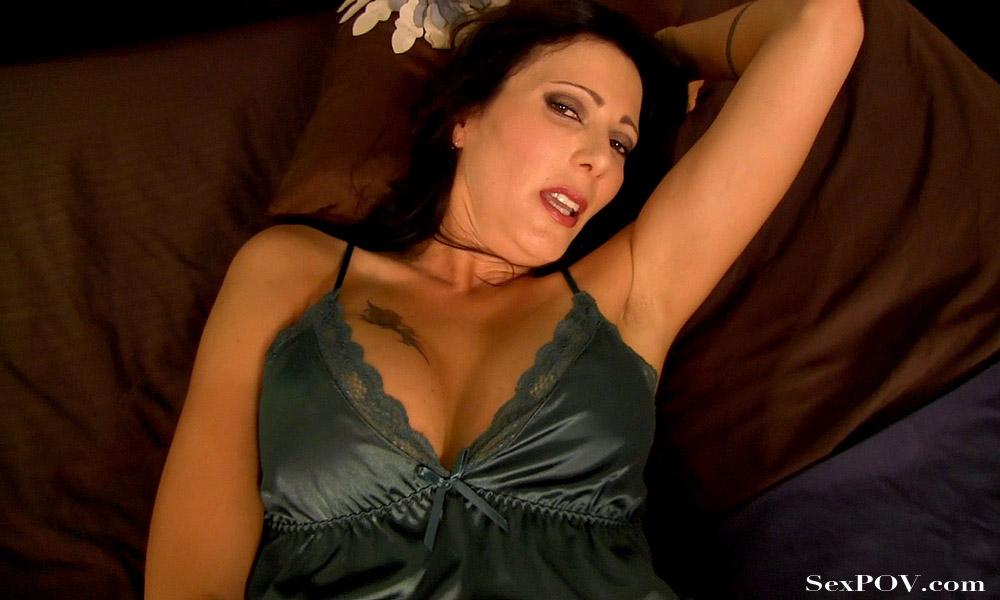 Mommys Pussy Creampied by Son POV MILF Lady Fyre  PornHub